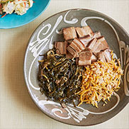 沖縄の日替わりお惣菜