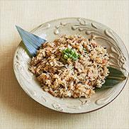沖縄の郷土料理じゅーしー