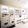 コインランドリー&自動販売機