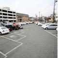無料駐車場105台完備