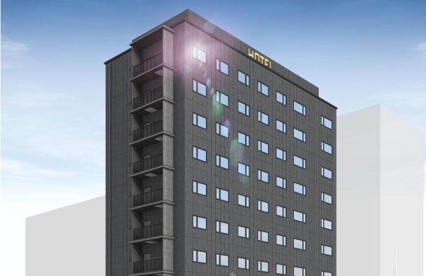 ベッセル京都八条口ホテル(仮称)を工事着工2020年夏開業予定