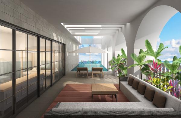 「レクー沖縄北谷スパ&リゾート プレミア」 2020年5月22日(金)11時より宿泊予約を開始