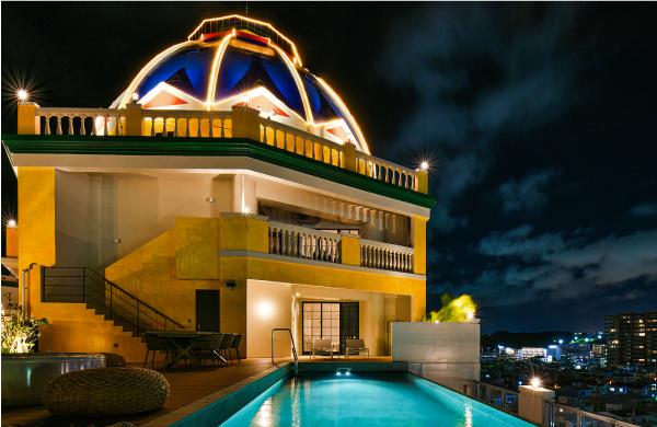 「レクー沖縄北谷スパ&リゾート プレミア」2020年7月1日(水)グランドオープン