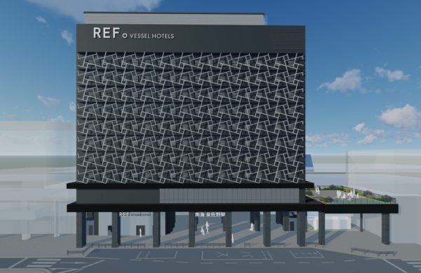 2022年夏 開業予定-関西国際空港の玄関口にホテルが誕生-大阪・泉佐野市の魅力を発信するハブを目指す