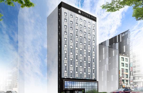 -ベッセルホテルズ 東京都内に2店舗目出店- ベッセルイン高田馬場(仮称) 2023年春開業予定