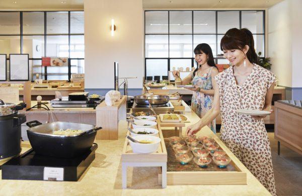 糖質制限プラン販売開始-レクー沖縄北谷スパ&リゾートにて 食欲の秋に楽しく糖質制限-