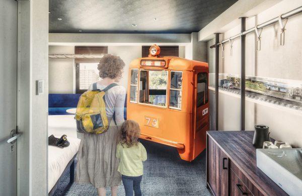 「レフ松山市駅 by ベッセルホテルズ」にてクラウドファンディング実施-皆様と一緒につくりあげる「伊予鉄ルーム」-